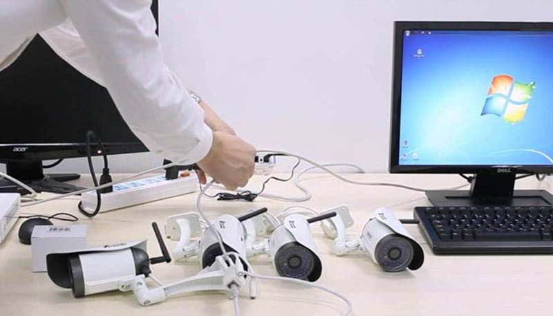 راهنمای جامع راه اندازی دوربین مداربسته اداری و فروشگاهی