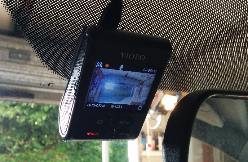 دوربین جلو خودرو | دوربین جلو ماشین