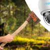 دستکاری دوربین مداربسته و روش جلوگیری از آن