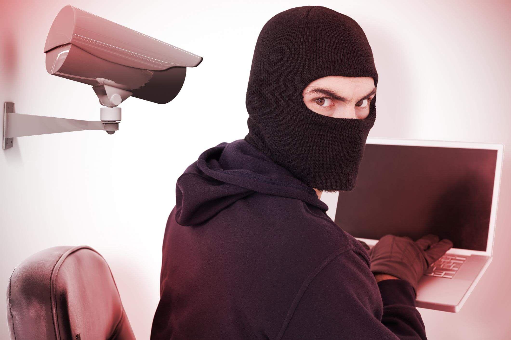 آموزش جلوگیری از هک دوربین مداربسته