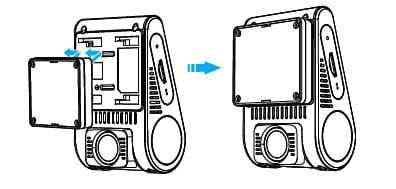 راهنمای سریع نصب Dashcam Viofo A129 DG