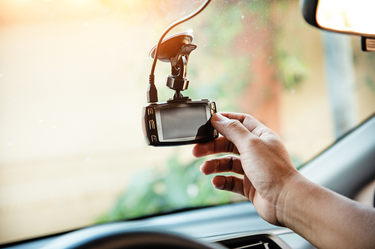 نصب دوربین روی خودرو