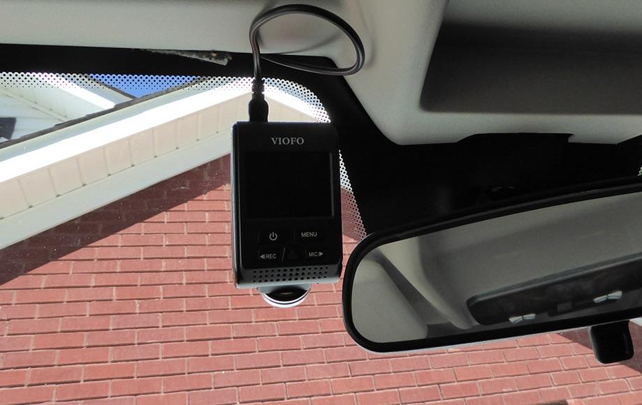 دوربین کوچک خودرو | دوربین مخفی کوچک خودرو وای فو VIOFO