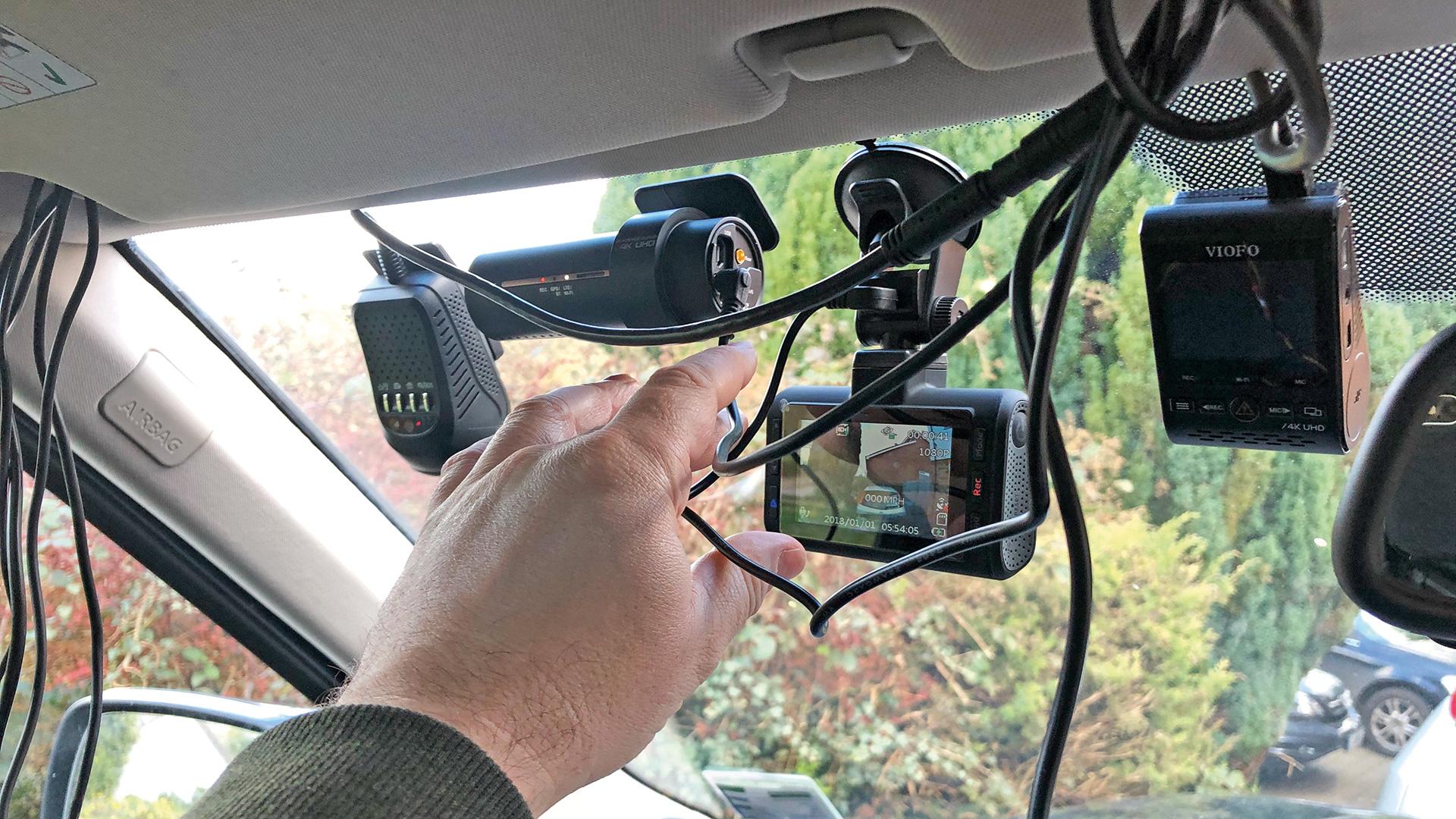 آموزش نصب دوربین خودرو | نحوه اصولی نصب دوربین بر روی اتومبیل