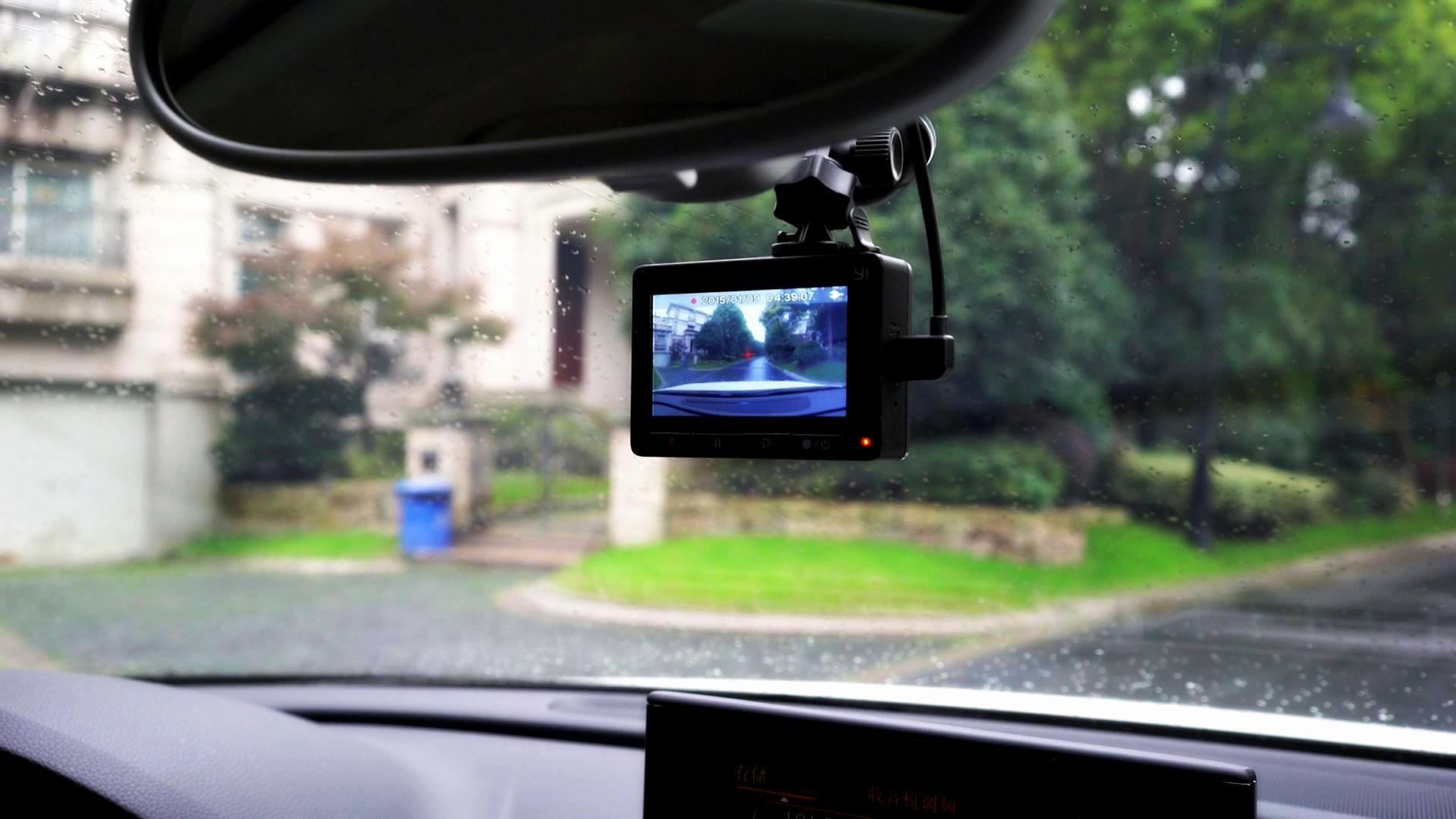 دوربین هوشمند خودرو