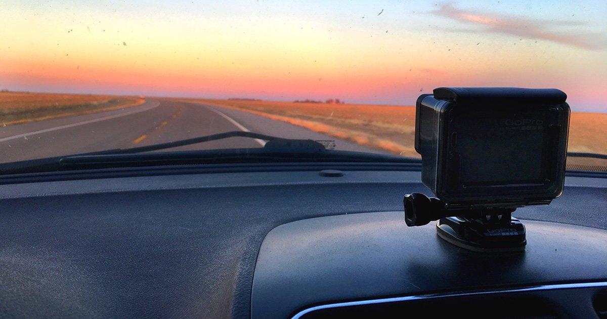 دوربین برای اتومبیل