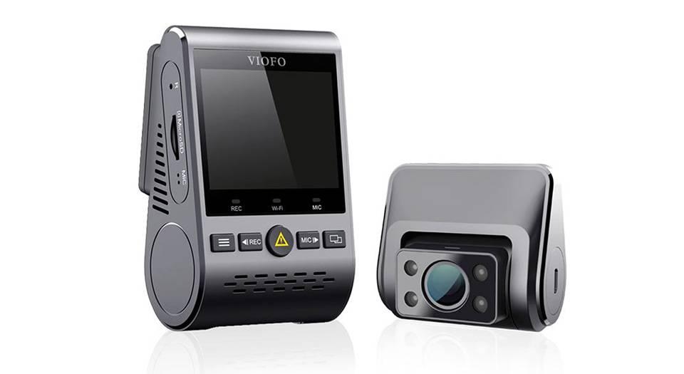 خرید فروش دوربین فیلمبرداری خودرو وایفو مدل A129 dou -G IR | قیمت دوربین فیلمبرداری خودرو viofo مدل A129 dou -G IR