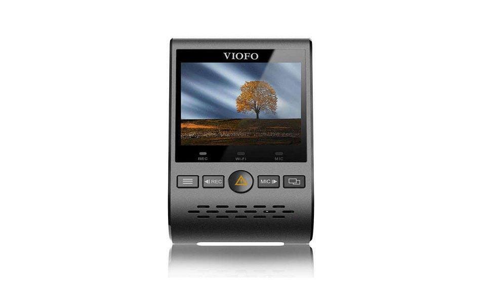 راهنمای نصب Dashcam Viofo A129 DG