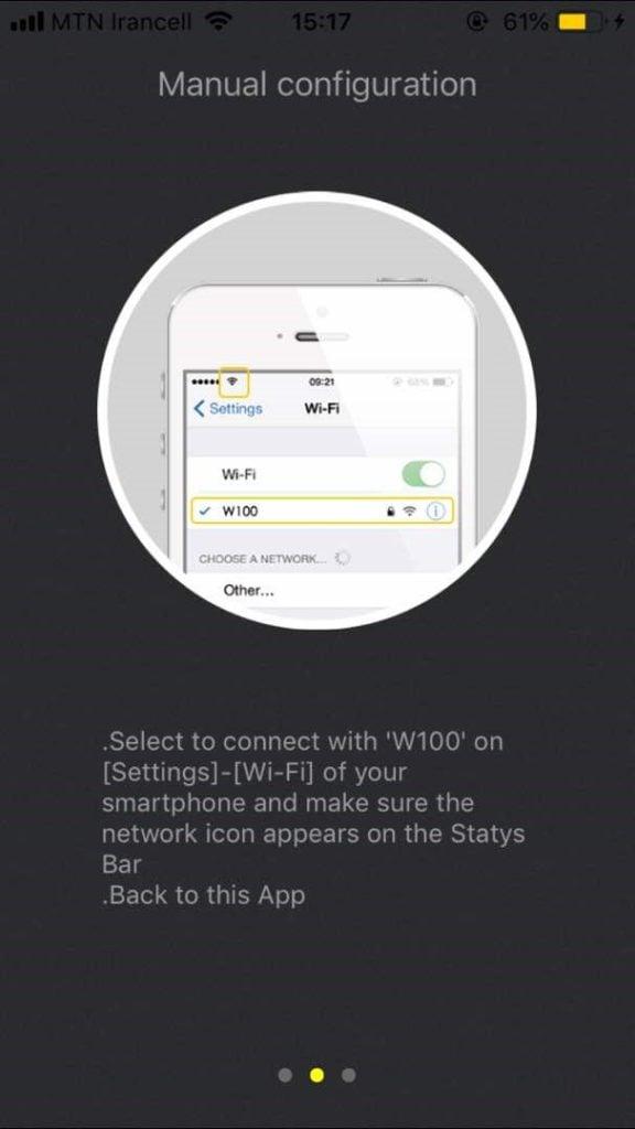 آموزش تصویری راه اندازی سیستم امنیتی W100