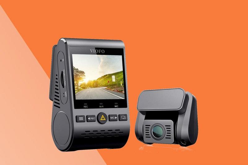 دوربین بلوتوثی خودرو برند viofo | دوربین خودرو بلوتوثی