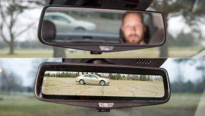 دوربین خودرو آینه ای | نگهبانی تمام وقت برای خودروی شما
