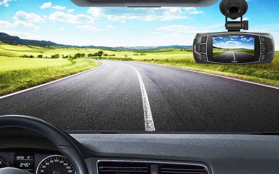 مزایای دوربین نظارت خودرو