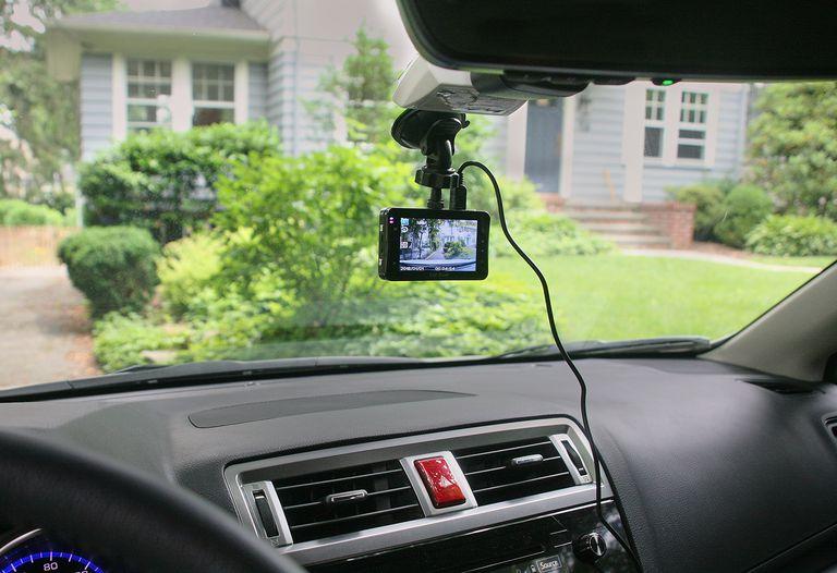 امکانات دوربین محافظ خودرو