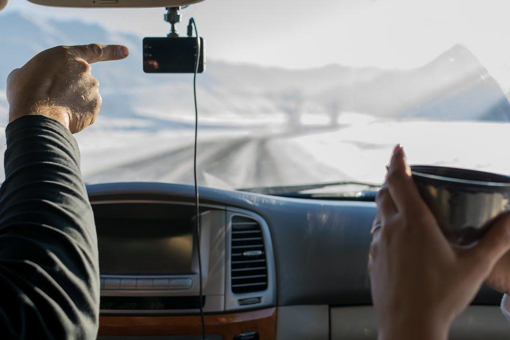 دوربین خودرو برند وای فو VIOFO