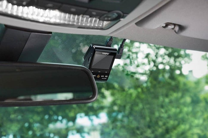 دوربین فیلمبرداری خودرو وای فو | دوردید تک
