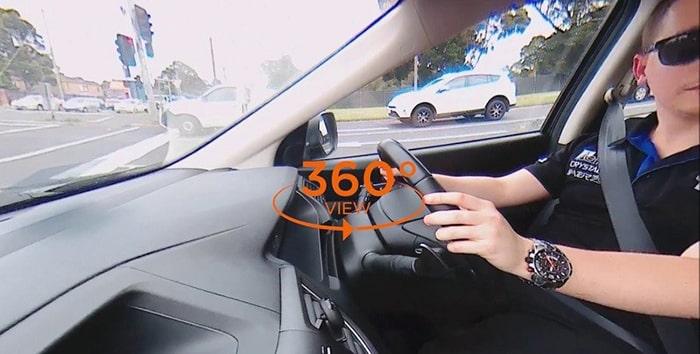اشنایی با دوربین های 360 درجه خودرو