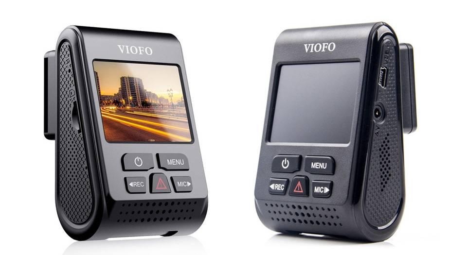 خرید دوربین خودرو VIOFO   مشخصات فنی دوربین خودرو وای فو VIOFO   قیمت دوربین خودرو وایفو A119 V3 - G