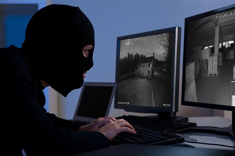 روش های جلوگیری از هک شدن دوربین مداربسته
