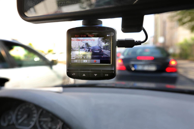 دوربین خودرو وای فای دار