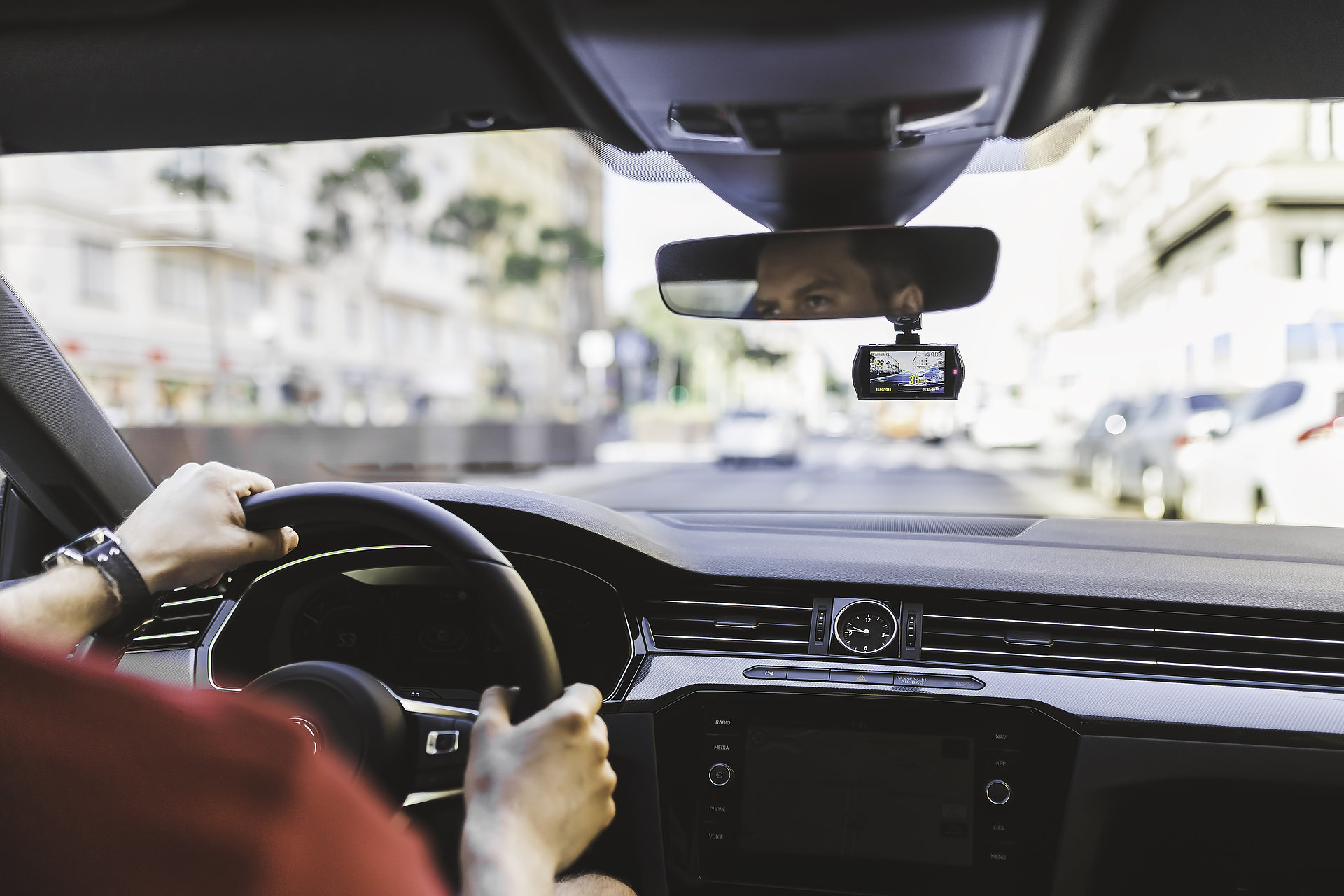 دوربین کوچک خودرو | دوربین مخفی خودرو