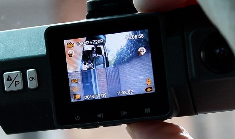 دوربین خودرو wireless