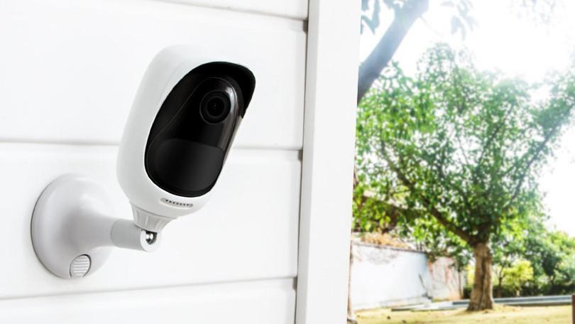 دوربین مداربسته بدون نیاز به اتصال اینترنت