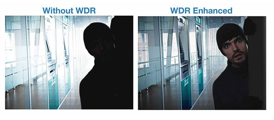 فناوری WDR | تکنولوژی WDR | خرید بسته های امنیتی longse