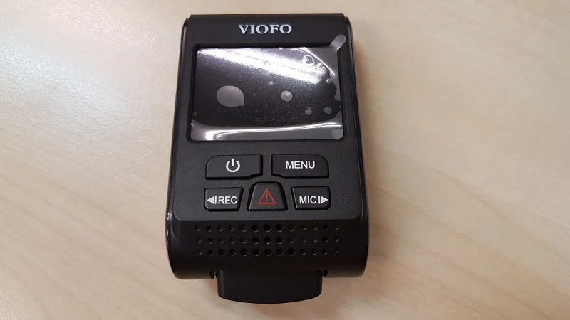 دوربین بلوتوثی خودرو  برند وایفو viofo | دوربین خودرو بلوتوثی