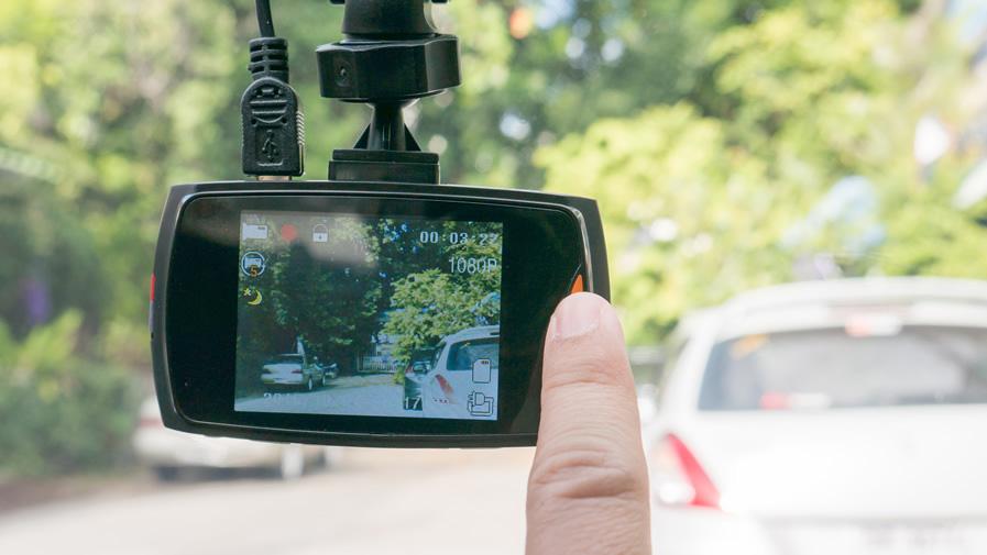 دوربین ثبت تصادفات
