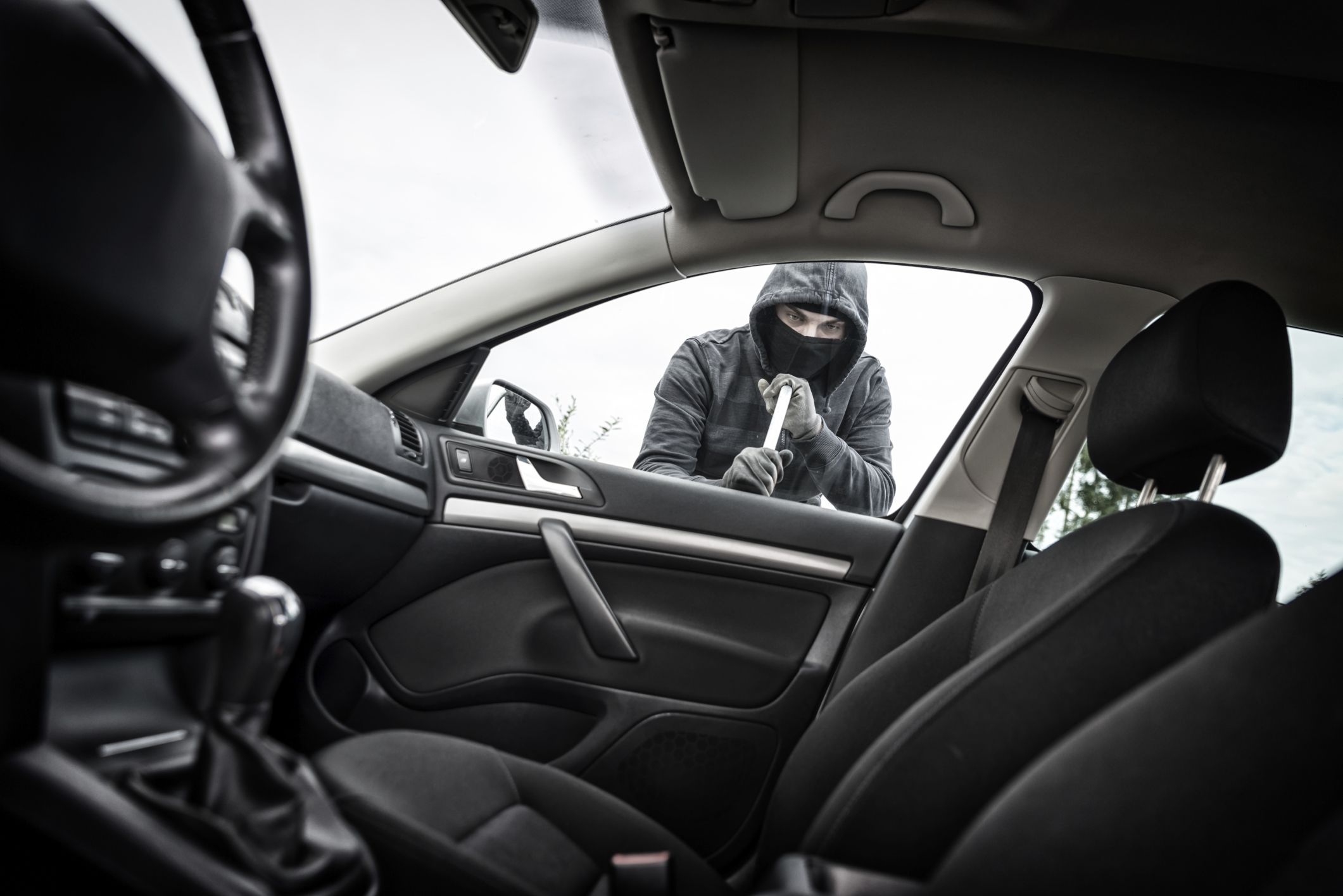 روش های جلوگیری از سرقت خودرو