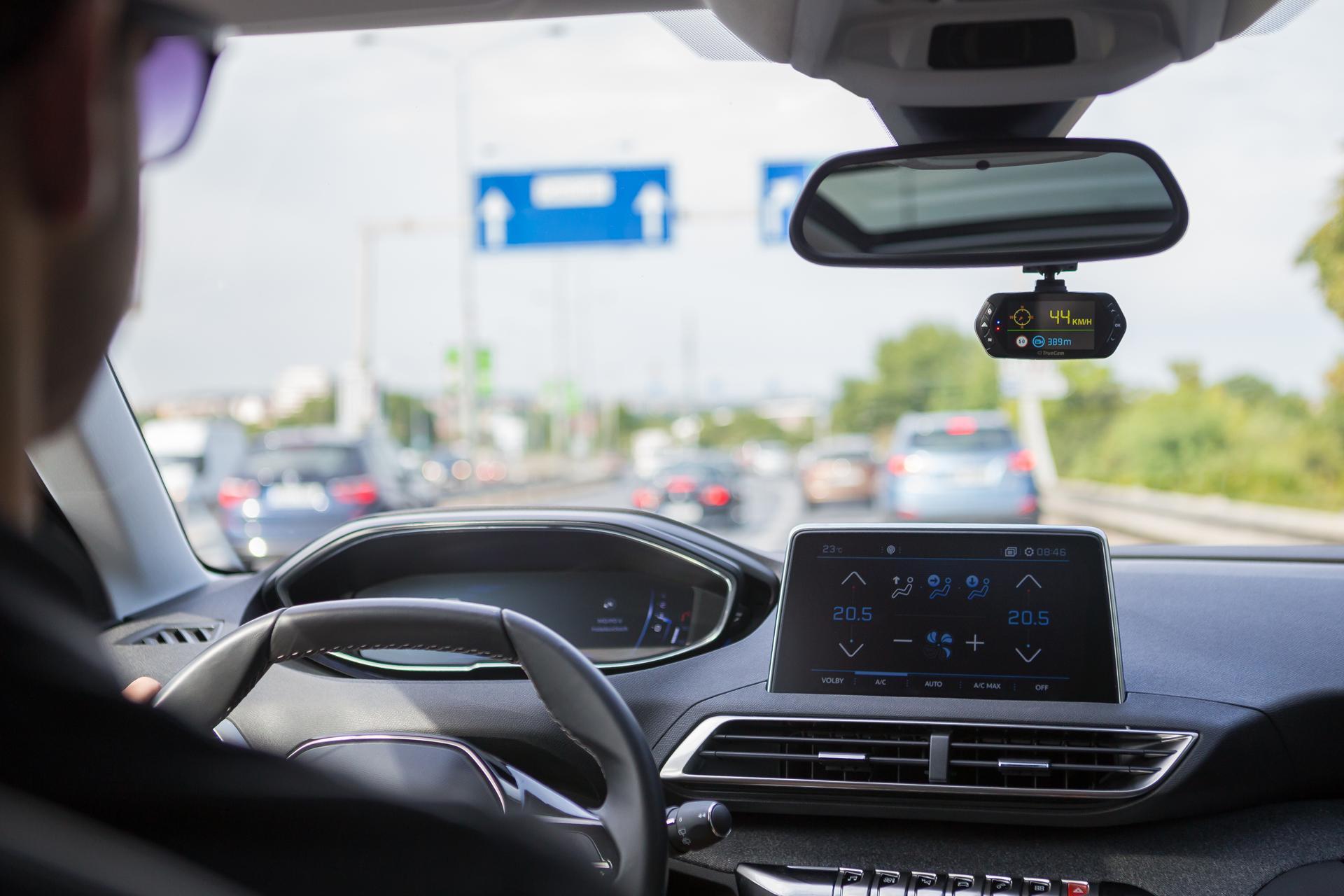 کاربردهای دوربین محافظت خودرو