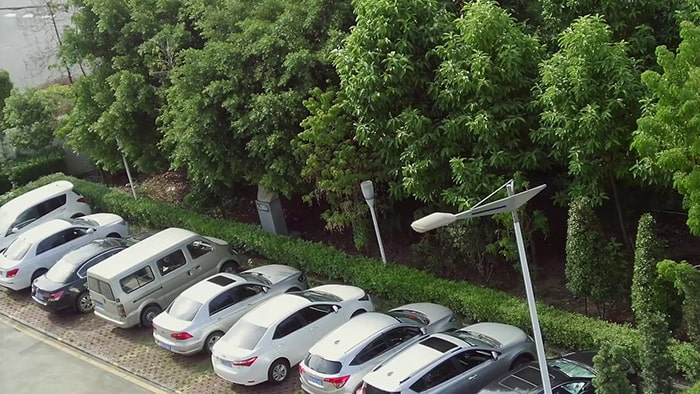 قابلیت هشدار دوربین های لانگسی | دوردید تک