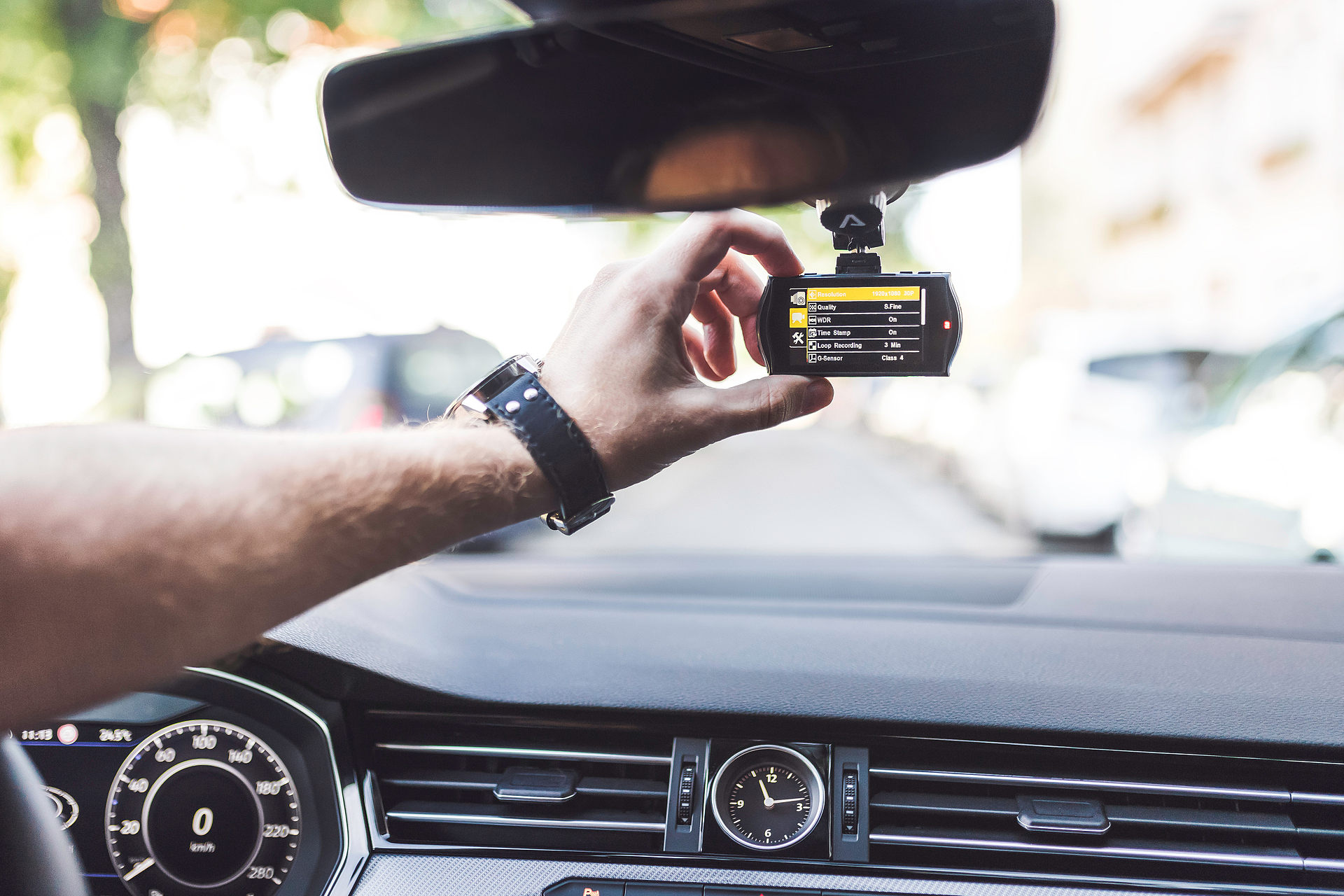 دوربین محافظت خودرو