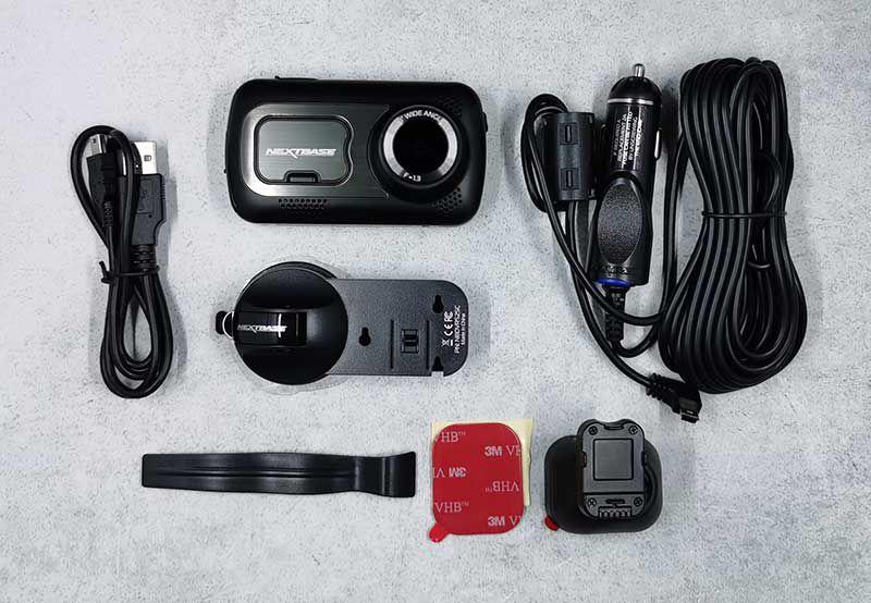 دوربین خودرو nextbase | دوردید تک