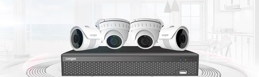 دوربین مداربسته Longse | لیست قیمت دوربین مداربسته لانگسی | خرید دوربین مداربسته Longse