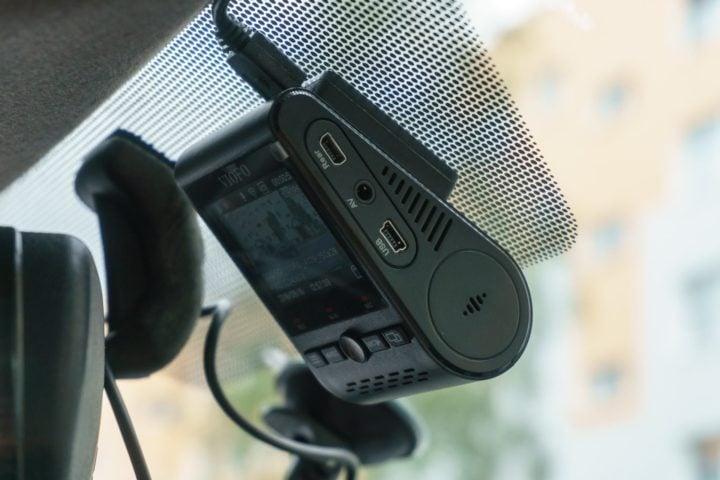 خرید دوربین فیلم برداری خودرو وای فو مدل A129 DG | نمایندگی دوربین خودرو وایفو viofo