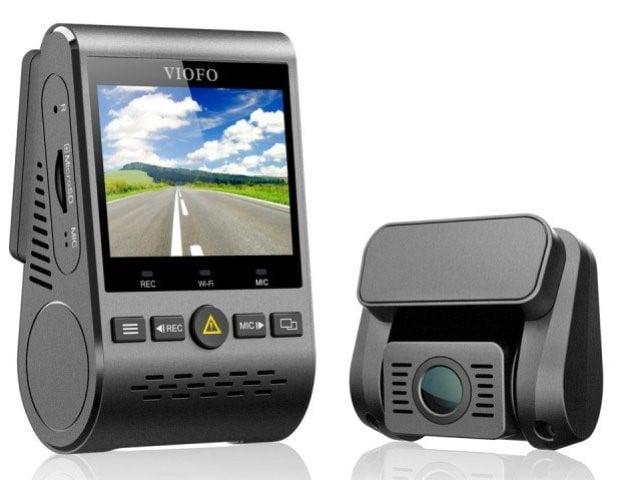 لیست قیمت و خرید دوربین فیلمبرداری خودرو وایفو مدل A129 DG
