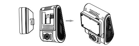 نصب و راه اندازی دوربین خودرو مدل A119-V3 و A119V3-G
