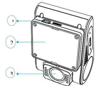 مشخصات دوربین فیلمبرداری خودرو وایفو
