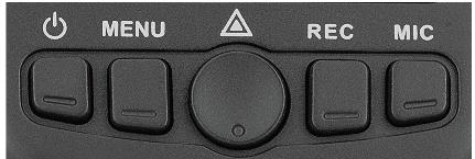 دکمه های دوربین خودرو مدل A118C2 و A118C2-G