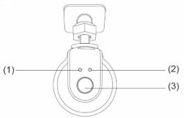 دوربین خودرو WR1