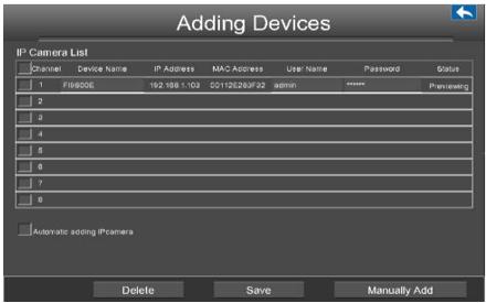 راهنمای نصب و معرفی بسته امنیتی فوسکم مدل FN3108XE-B4-1T | اضافه کردن دوربین به دستگاه NVR