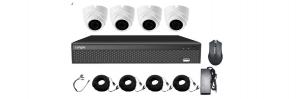 راهنمای نصب و معرفی بسته امنیتی لانگسی مدل XVRA2004D4PD200