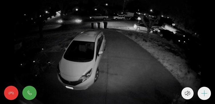 لامپ تقویت تصویر| دوربین مداربسته