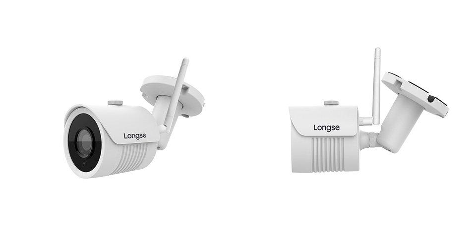 longse 3608D4SF200 | سیستم امنیتی بی سیم لانگسی مدل 3608D4SF200