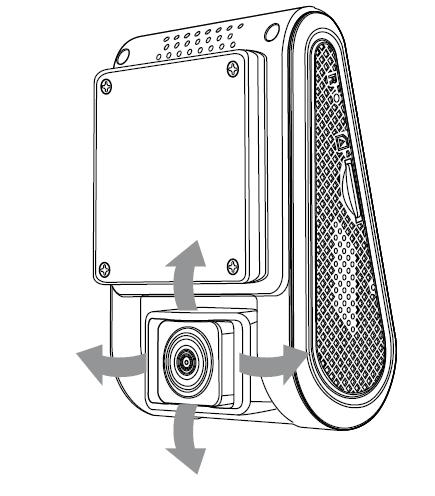 آموزش تصویری نصب دوربین Dashcam Viofo A119
