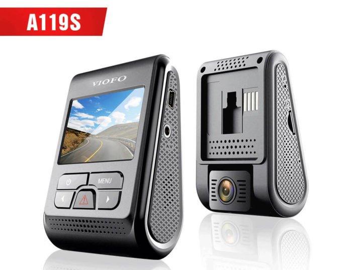 لیست قیمت و خرید دوربین فیلمبرداری خودرو وایفو مدل A119S