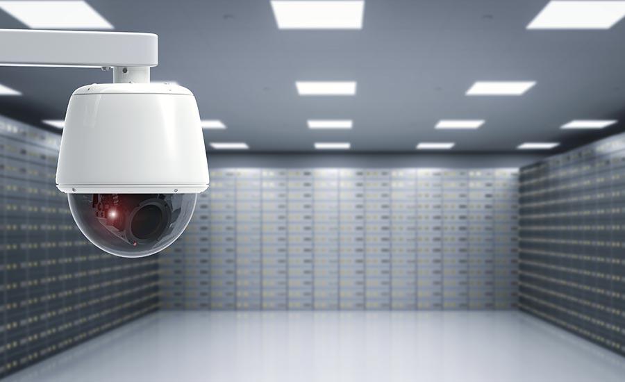 Bank CCTV