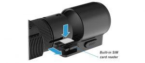 دوربین خودرو سیم کارت خور چیست؟