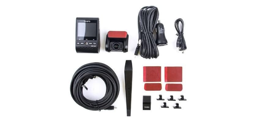 روش های تامین برق دوربین خودرو